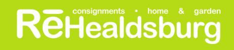 ReHealdsburg Consignments