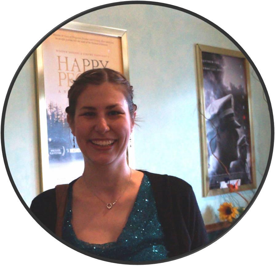 Program Assistant Stacy Ruppert