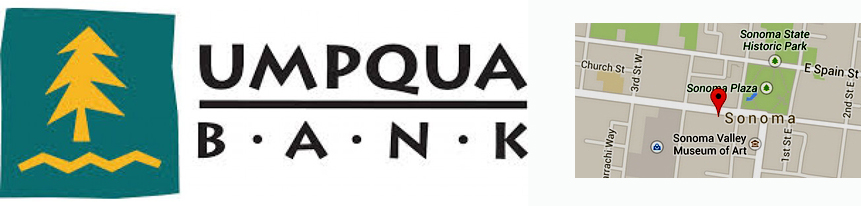 Umpqua Bank Sonoma