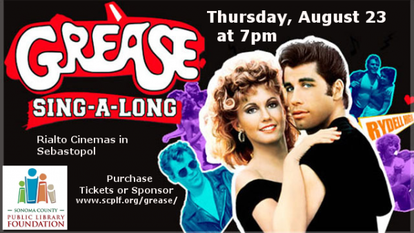 Come sing along to Grease!